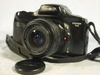 '    7XI NICE SET ' Minolta Dynax 7XI SLR Camera + 35-80MM Lens  -NICE SET- £19.99